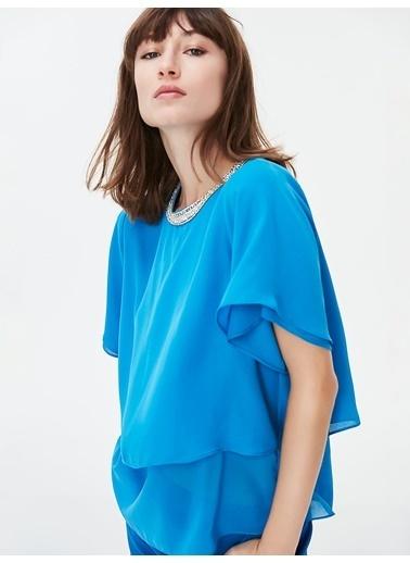 Ipekyol Bluz Mavi